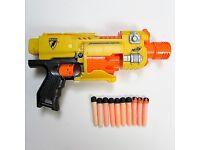 Nerf N-Strike Electronic Barricade RV-10