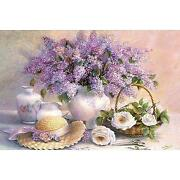 1000 Piece Jigsaw Puzzles Flowers