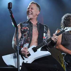 VIP METALLICA TICKETS LOWER BOWL 4 TOGETHER