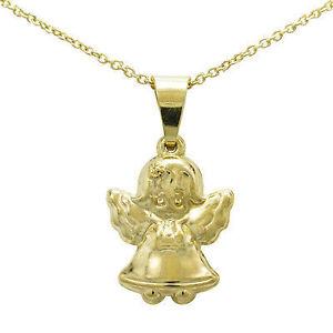 Chaîne ange gardien protecteur 18k Gold Filled neuve!
