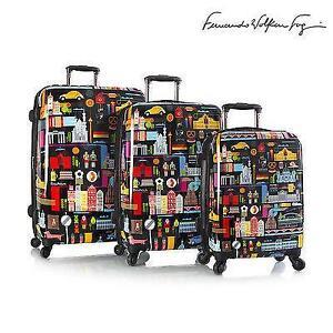 Fernando FVT by Heys Favourite Germany Spinner 3 piece Luggage S
