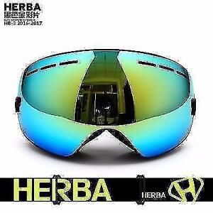 I Need That ! Ski Goggles Double Lens UV400 Anti-fog Free Shipping