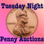 Tuesday Night Penny Auctions
