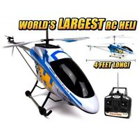 47''  HELICOPTER & 3 FOOT LONG HELICOPTER......BRAND NEW