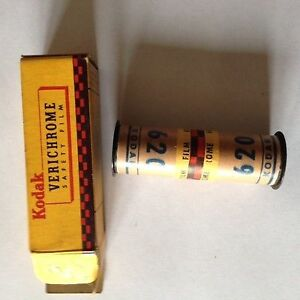 Vintage VERICHROME SAFETY FILM V620