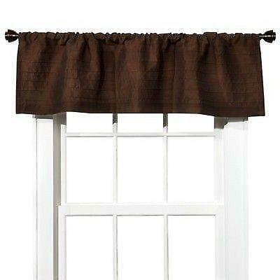 Target Faux Silk Curtains Drapes Valances Ebay