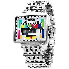 D & G mens watch