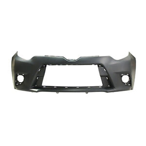 TOYOTA COROLLA FRONT BUMPER COVER 2014 TO 2016