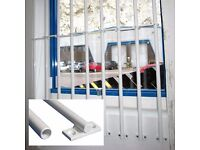 "Window Bars 42"" - Professional telescopic security bar"