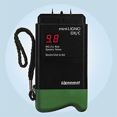 Lignomat D-1 mini-Ligno DX/C mini-Ligno DX/C with Pins and Connector