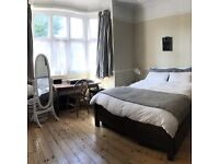 A Beautiful large Double Room in west London at North Acton Zone 2, W3 6TX, free wifi.