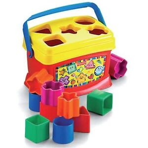 Fisher Price Baby First Blocks