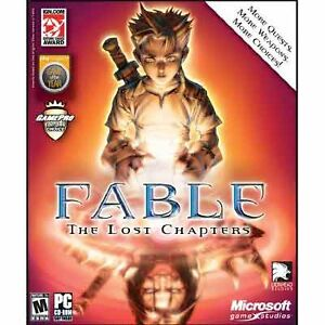 Fable the Lost Chapters like new