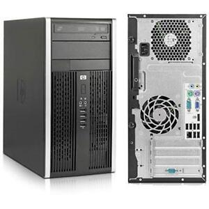 HP Compaq 6200 Pro Intel i5 RAM 4GB HD 500GB