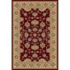 Rugs America Red Area Rug Area Rugs