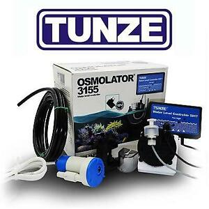 NEW TUNZE OSMOLATOR AUTO TOP OFF 3155 244358261 AQUARIUM WATER REFILL SYSTEM