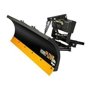 Meyer Snow Plow - Home Plow 24000 - Meyer Electric Lift Snowplow
