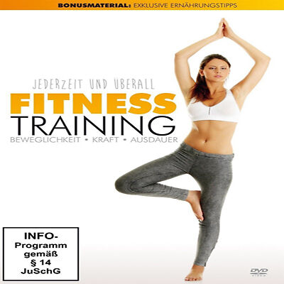 Fitness-DVDs