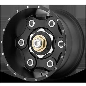 """Kit roues de mag avec pneus neufs 20"""" #M21"""
