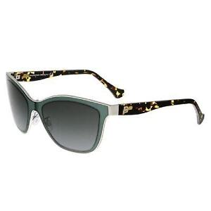 Balenciaga BA0084 95B Clear Teal and Tortoise Wayfarer