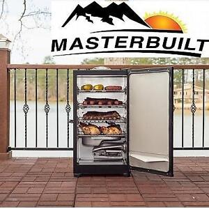 "NEW 30"" DIGITAL ELECTRIC SMOKER 20071117 213448530 Masterbuilt 20071117 SMOKER, BLACK"