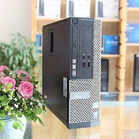 Gaming & Homework PC i5 Quad Core 3rd Gen, 4GB DDR3 RAM, Intel HD, HDMI, Wifi, Photoshop CS6, Office