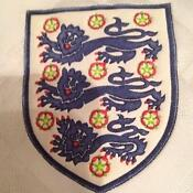 England 1990 World Cup Shirt