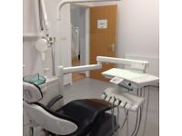 Part/Full Time Dental Nurse and Receptionist required for Maternity Cover