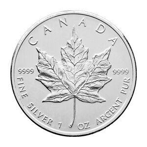 9999 Silver Maples 2012 at 2.70$ over spot