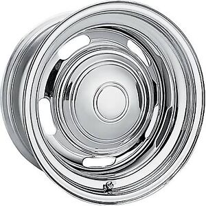 MAGS AMERICAN RACING ACIER 15X7  4 1/4 BACK SPACE GM FORD CHRYSL