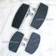 Honda Shadow Aero Floorboards