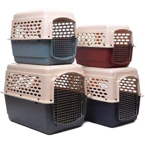 Pet Crate donations needed by Freedom drivers
