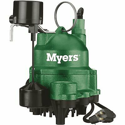 Myers 13 Hp Residential Sump Pump