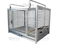 Large Parrot travel Cage by Kings - collection only