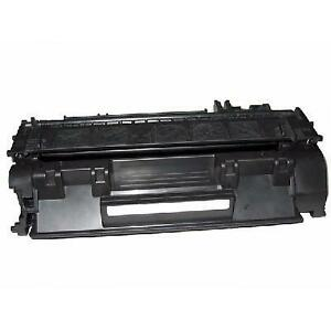 HP CE505X NEW COMPATIBLE BLACK TONER CARTRIDGE (HIGH YIELD)
