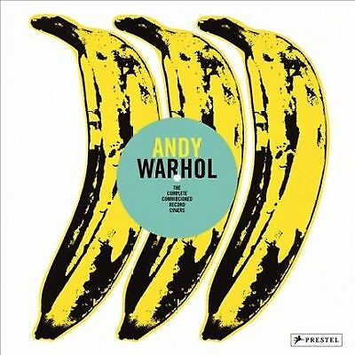 Andy Warhol : The Complete Commissioned Record Covers 1949-1987, Hardcover (Andy Warhol The Complete Commissioned Record Covers)
