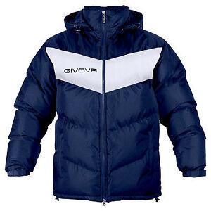 Manteau d'hiver Givova pour homme en parfaite condition