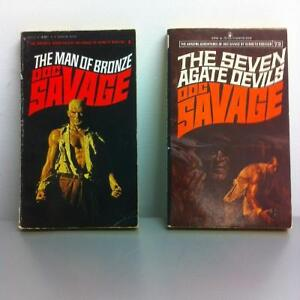 Kenneth Robeson - series Doc Savage