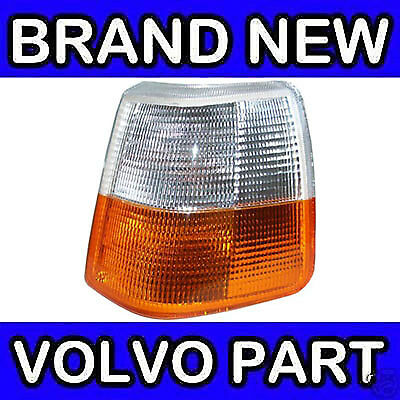 Volvo 740 (1990 only) Front Indicator Light / Lamp (Left) (See Description)