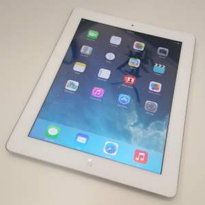 IPAD4 16GB WIFI PLUS 3G SILVER IN MARVELLOUS CONDITION Southport Gold Coast City Preview