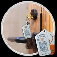 Lifetime protection for your keys in case of loss-19,95$