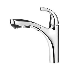BLANCO Kitchen Faucet Pull Out Chrome New in Sealed Box