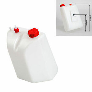 KART 5 Litre Flat Back Fuel Tank with Red Cap Q/R Type Best Price On Ebay