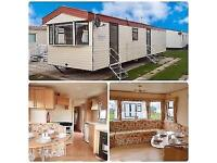 CHEAP STATIC CARAVAN FOR NORTH WALES BY THE BEACH