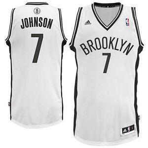 Brooklyn Nets Joe Johnson adidas  NBA  Swingman JerseY