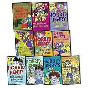 Horrid Henry CD