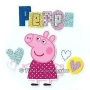 Peppa Pig Iron On