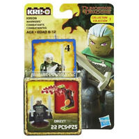 DRIZZT KRE-O DUNGEONS & DRAGONS FANTASY RPG GAMING TOYS LEGO