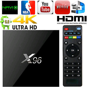 S905x  64 bit x96  Android box 6.0 o.s