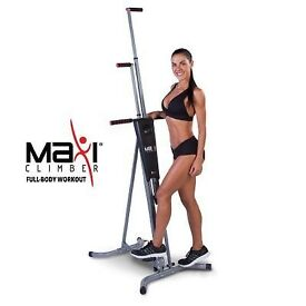 Maxi Climber ( versaclimber ) in fantastic condition Argos £129,99 Asking £80.00 Can deliver locally